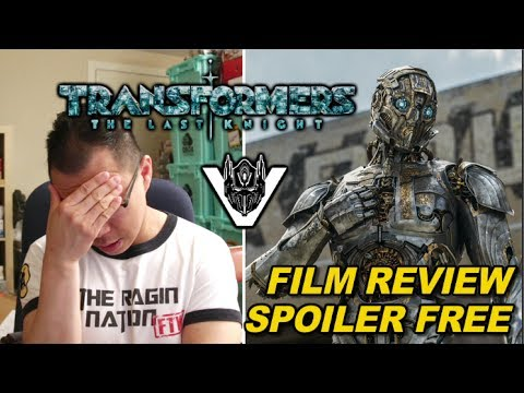 Transformers The Last Knight film review - NO SPOILERS
