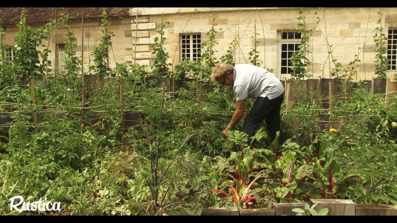 Jardin En Pente Comment Faire un potager cultivé en terrasses