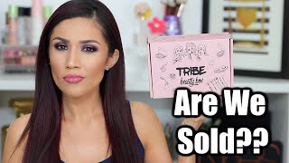 Worth the $$$ ?? Tribe Beauty Box April 2019