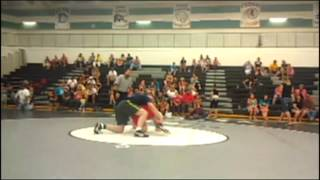 Kyle Wrestling at the Utah Summer Games - First Match