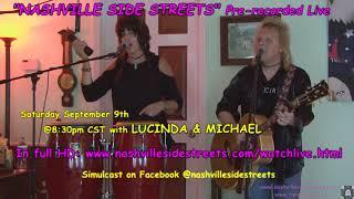 Live HDTV inhouse concerts: Lucinda & Michael Sat. 9/9