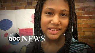 11-year-old girl wrongfully handcuffed by police in front of mother and aunt