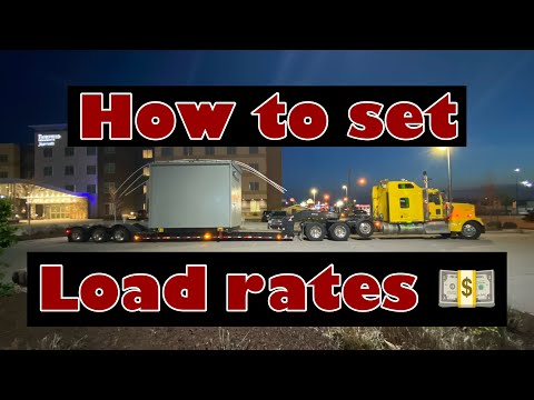 Truck'n Game- Ep. 1 (Load rates)
