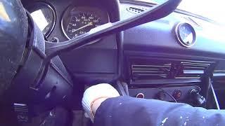 ВАЗ 21061 заводим в мороз