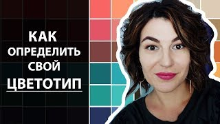 видео Цветотип внешности