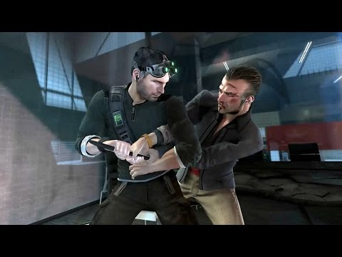 Splinter Cell: Conviction - Mission #8 - Third Echelon HQ