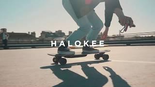 HALOKEE : Electric Longboard