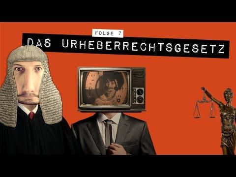 Fruity & the B*** | Folge #7 |  Das Urheberrechtsgesetz
