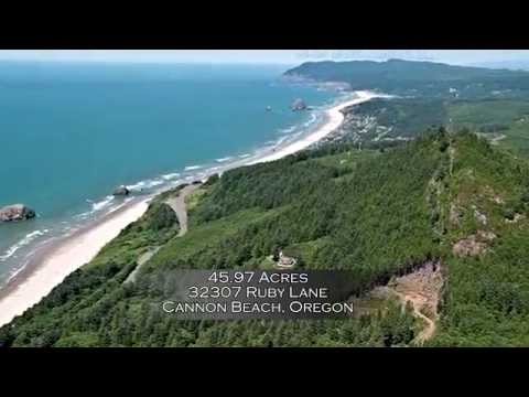 Nearly 46 Acres of Ocean View Property | Oregon Coast Real Estate