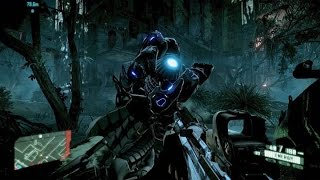 Crysis 3 Low End PC Gameplay