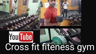 Malda gym part 3(Cross fit fiteness gym) here on youtube