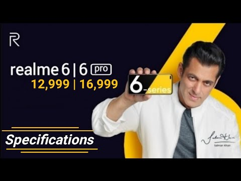 REALME 6   6 Pro   Specifications   Price   Full Specifications 🔥🔥