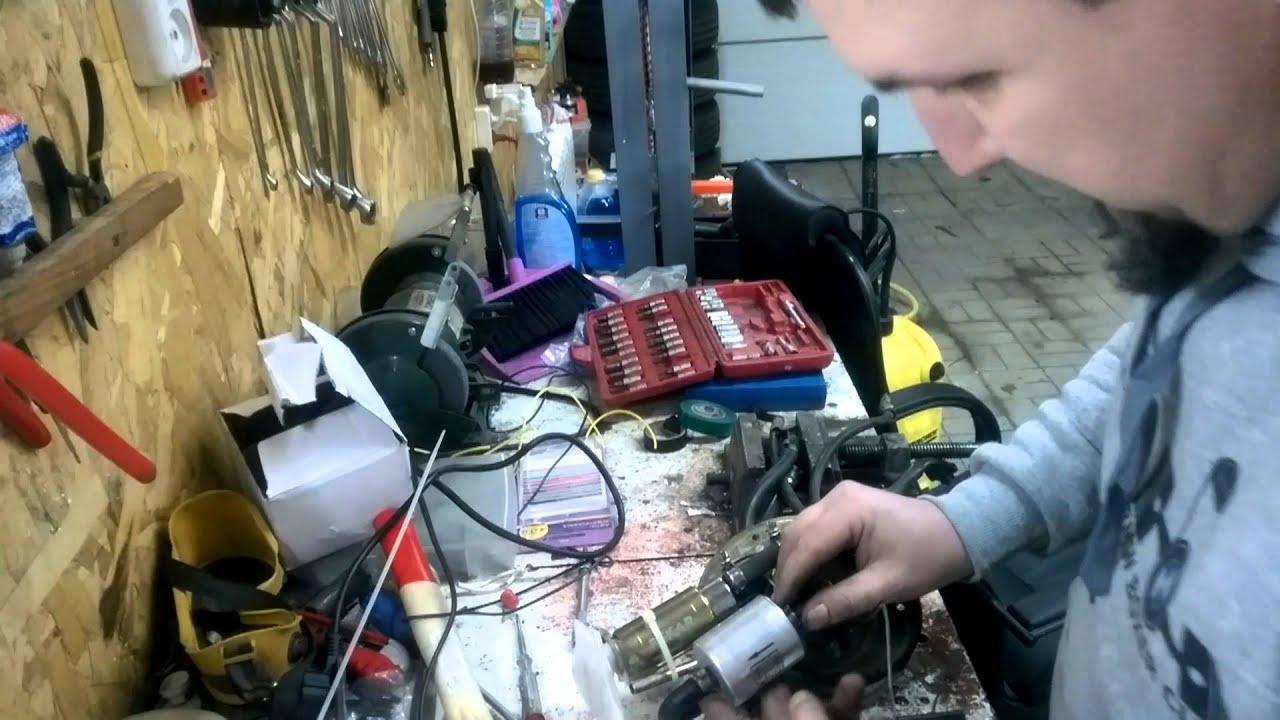 R1100, R1150 Замена топливного фильтра на отечественный