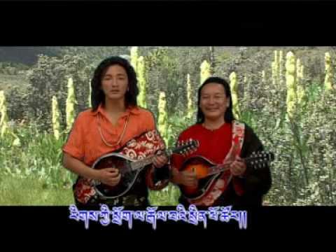 Tibetan Song Dhubey & Shertan 2010 - YouTube