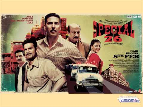 """Gore Mukhde From The Movie: Special 26 """"HQ"""" """"HD"""" Singer(s): A Trikha, S Ghoshal, S Sabri"""