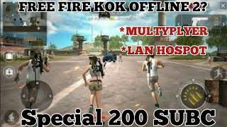 Game Mirip Free Fire Offline!! Bisa Di Mainin Multyplayer,Special 200 SUBC