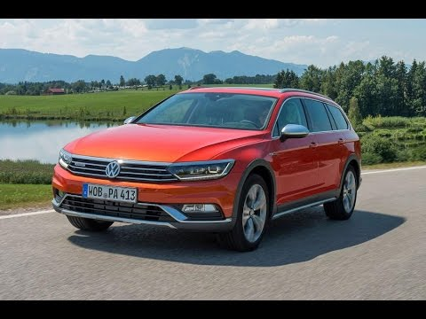 New Cars ,, Promoted 2015 Volkswagen Passat Alltrack 2.0 TDI 150 review ,,,, Auto Show