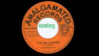 LEE PERRY   I AM THE UPSETTER  Amalgamated  AMG808A  1968