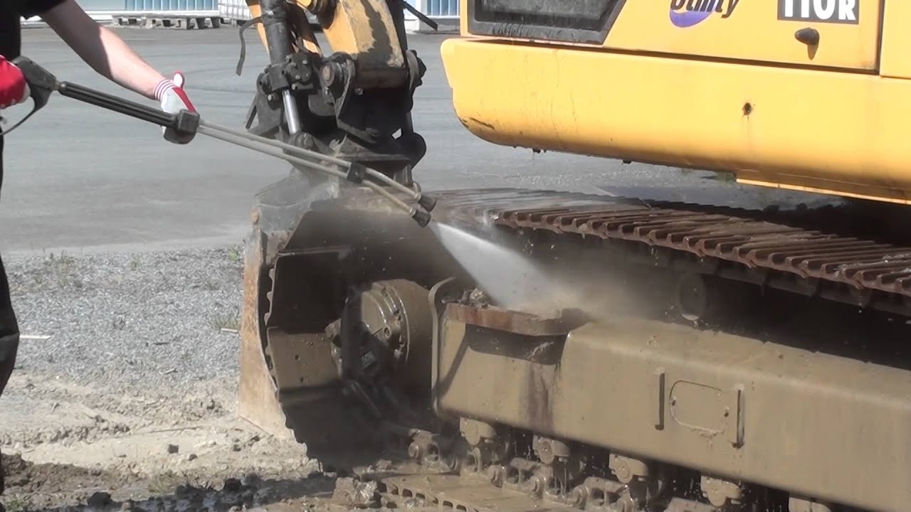 Pressure Washing Pipe : Power washing with dynaset ppl high pressure pipe cleaning
