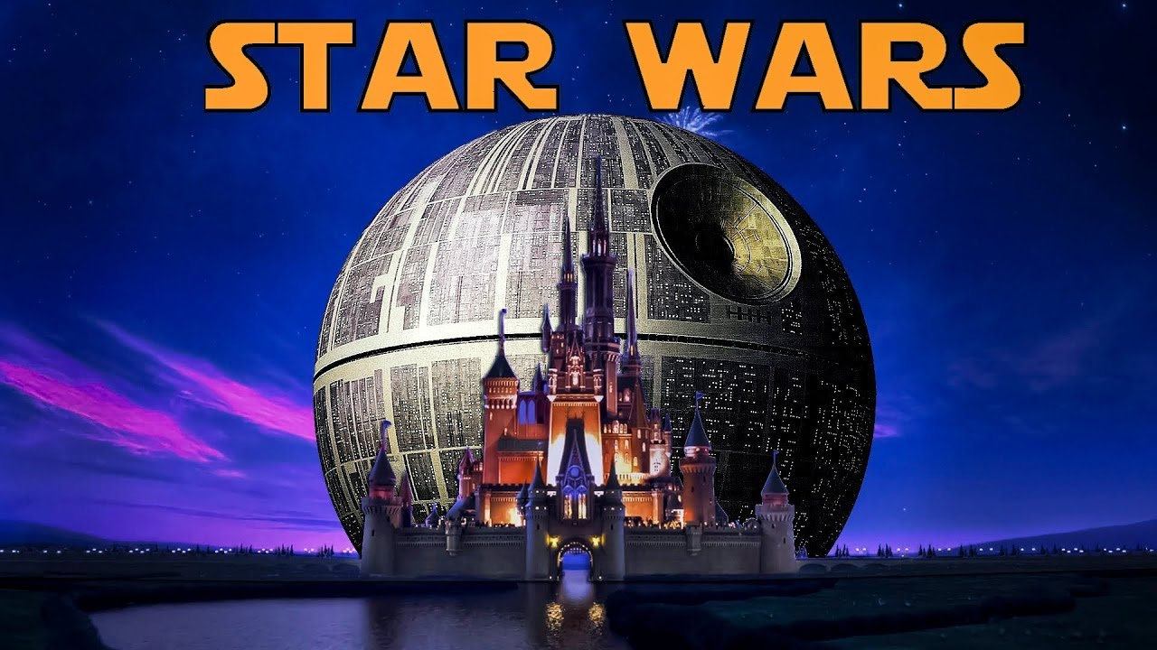 star wars disney star wars intro updated youtube. Black Bedroom Furniture Sets. Home Design Ideas