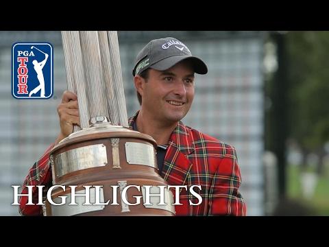 Kevin Kisner extended highlights | Round 4 | Dean & DeLuca