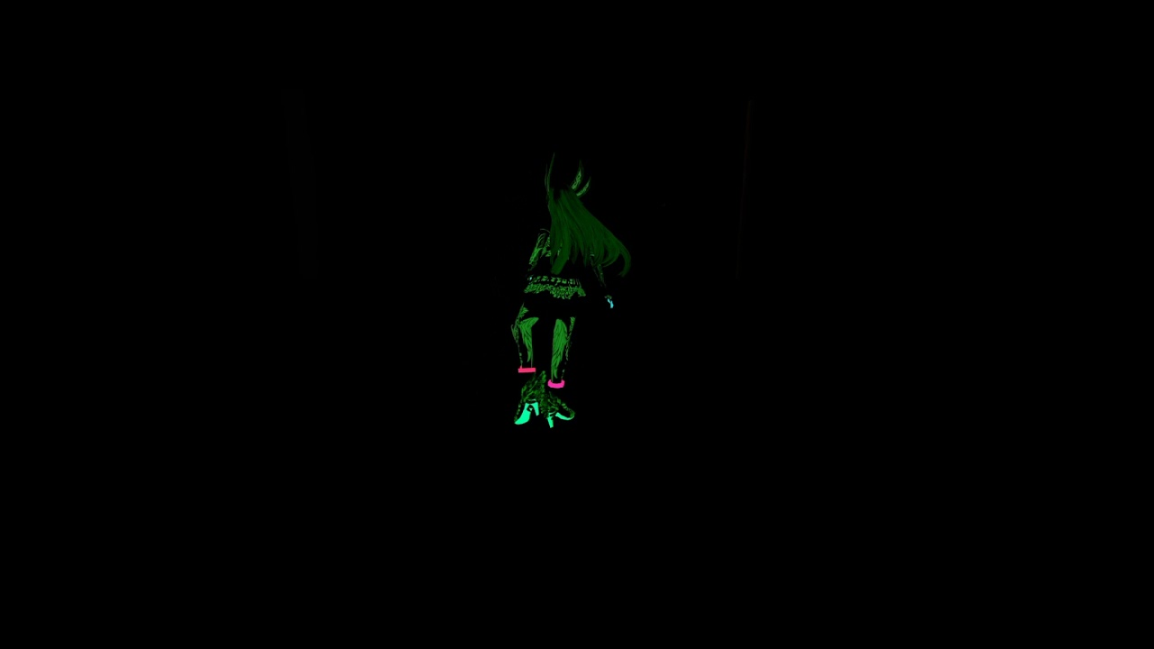 [VRChat] Archantos: Full Body, New Textures, Glow Test
