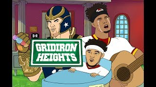 Patrick Mahomes Is Lost with No Football for Six Months | Gridiron Heights S3E23