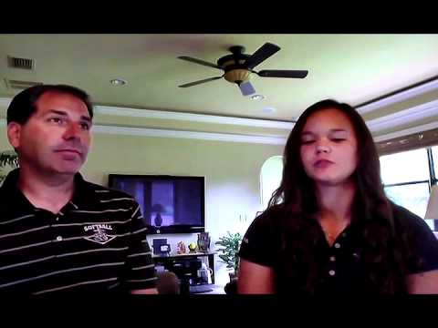 Interview with Kristina Myles - Part 1
