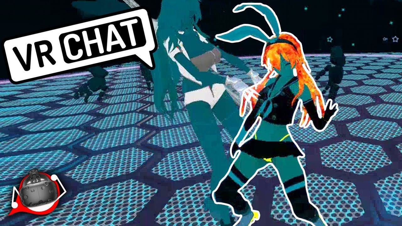 Players Don't Believe I'm Dancing - VRChat Full Body Tracking Highlight - YouTube