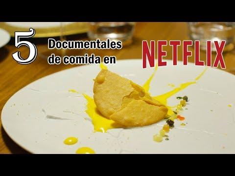 Los mejores 5 documentales de comida | en Netflix