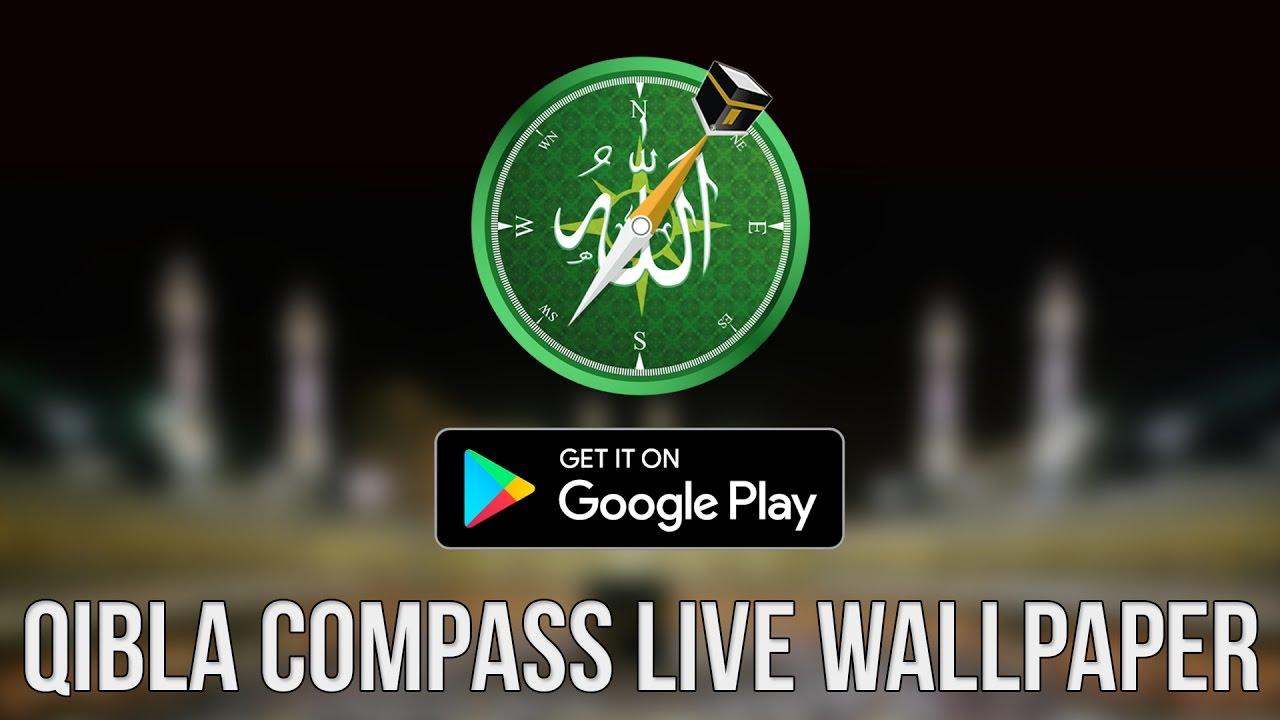 Qibla Compass Live Wallpaper