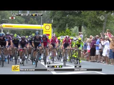 Tour de France Utrecht Neeltje Jans