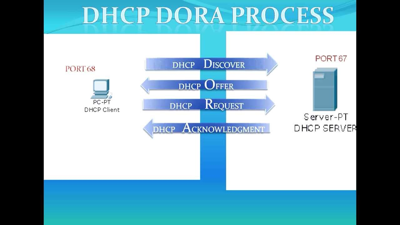 Dhcp Dora Process In Hindi Youtube
