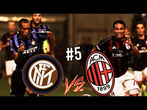 Inter vs AC Milan / Cel mai DRAMATIC DERBY din ISTORIE / FIF