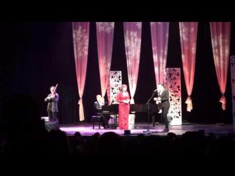 """Jim Brickman piano concert - """"Comfort & Joy"""" Christmas Tour, 2016"""