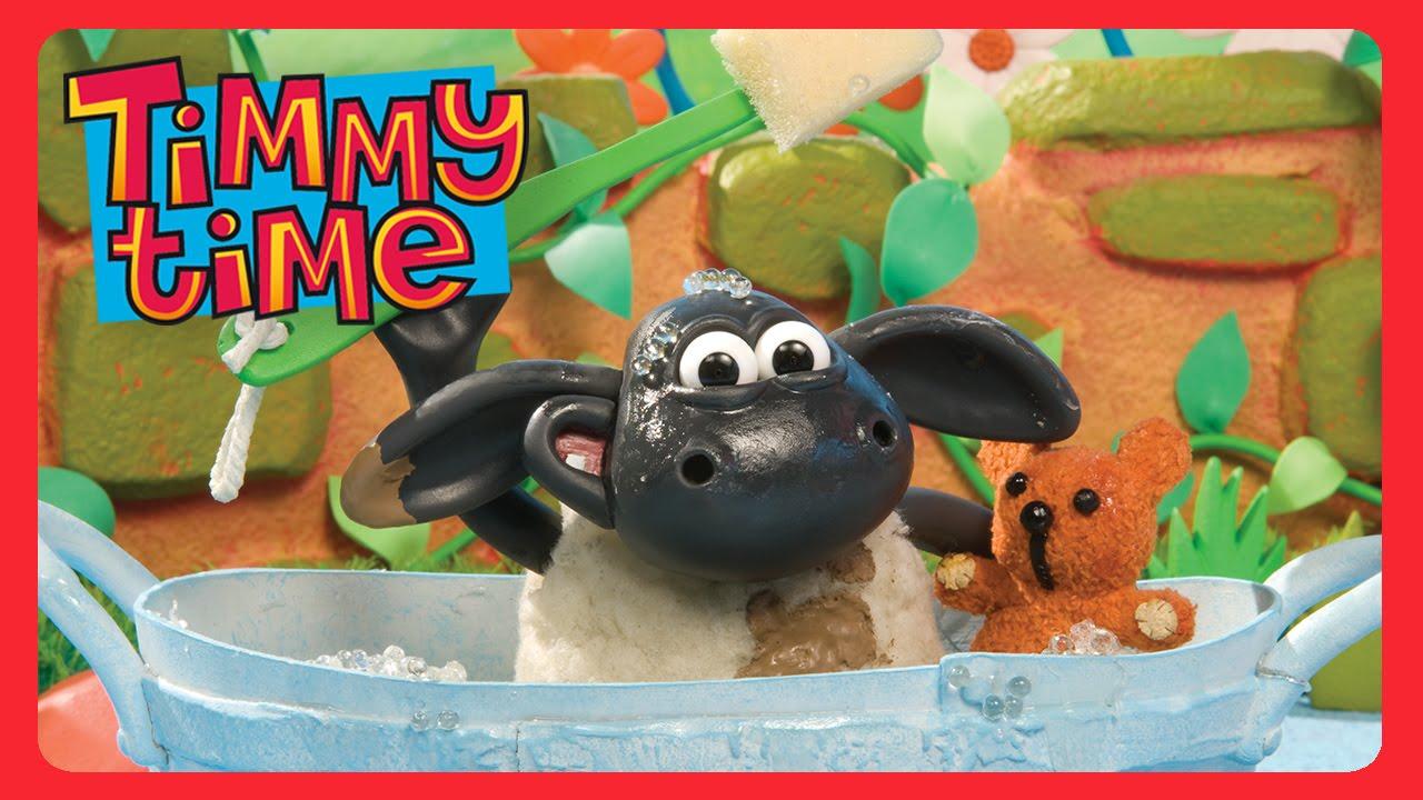 Timmy Time - Тимми и ванна [Timmy Needs a Bath]