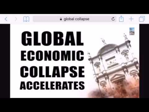 Global Economy at the Brink of Collapse!