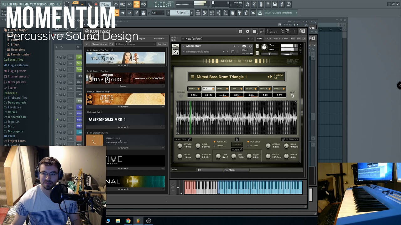 Impact Soundworks Percussion Bundle (VST Buzz Deal)