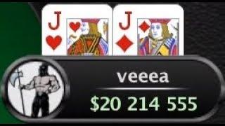 Sunday Million 215$, 141 000$ за первое, veeea опять на финалке : )