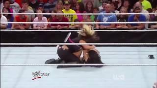 Katlyn Oops Moment | Nipple Slip | WWE Highlights