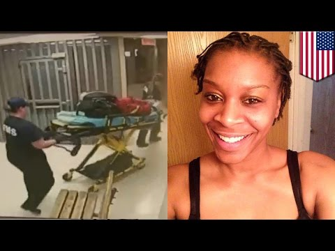 Sandra Bland death: New jail video released after woman's controversial death in custody - TomoNews