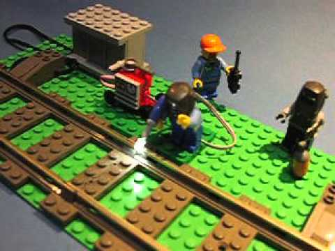 LEGO Welder