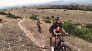 [Marche and Bike TV] Tour in e-bike sul Monte Paganuccio   Agosto 2019