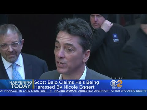 Scott Baio Accusing Nicole Eggert Of Harassing Him