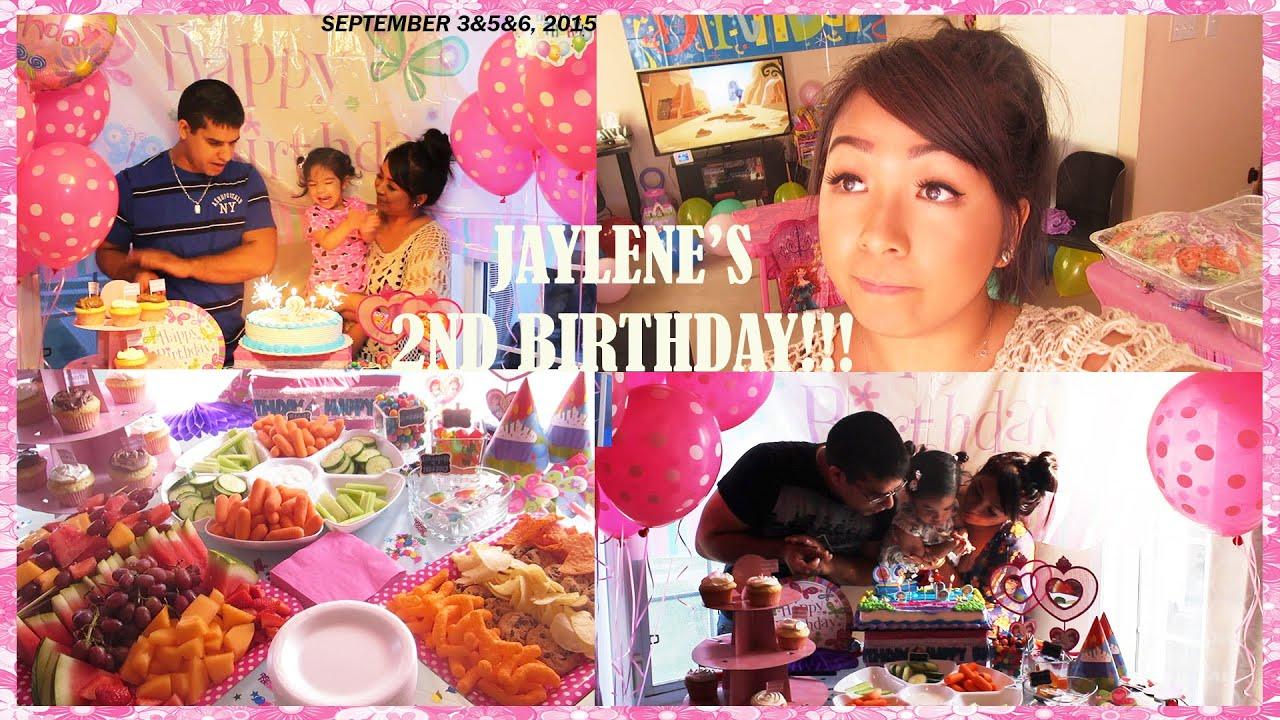jaylene s 2nd birthday
