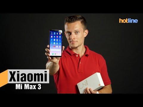 видео: xiaomi mi max 3 — максимум дисплея и времени работы