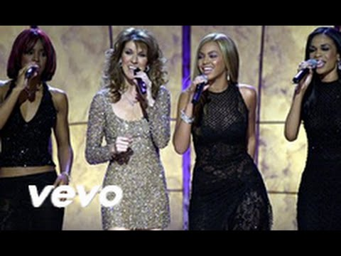 Destiny's Child & Celine Dion- When The Wrong One Loves U Right