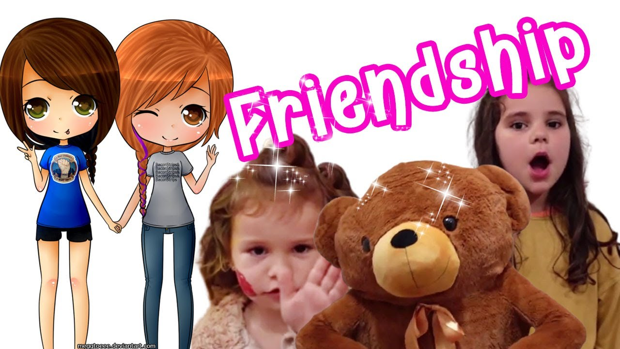 Rihanna and Sajra and the story for kids about friendship