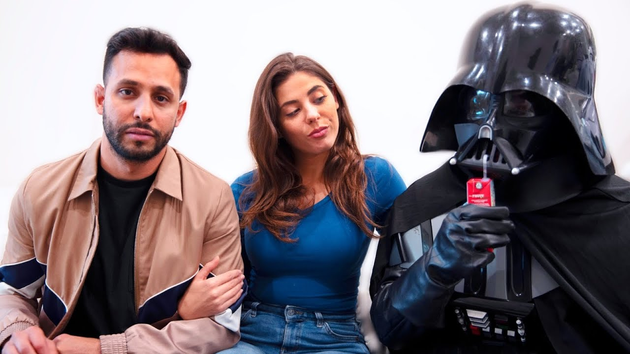 Download Darth Vader Is My Roommate | Anwar Jibawi
