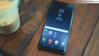 Galaxy Note 8 Review by Khmernote